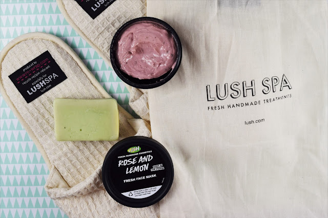 Lush The Planets Exclusive Products