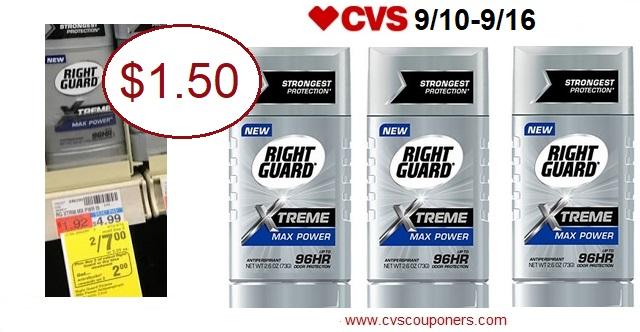 http://www.cvscouponers.com/2017/09/right-guard-deodorant-only-150-at-cvs.html