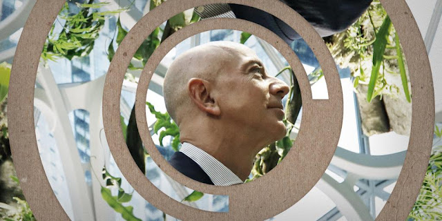Jeff Bezos the first official CentiBillionaire.
