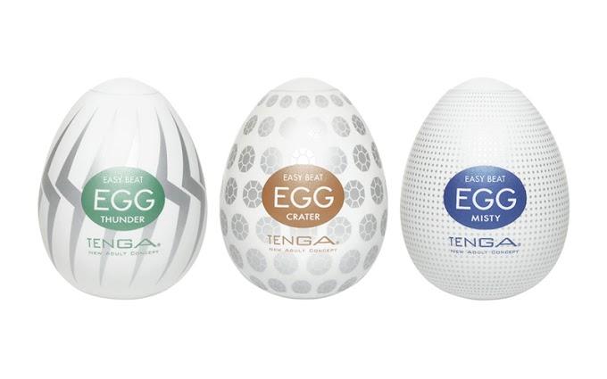 Tenga Egg Series-Season 03