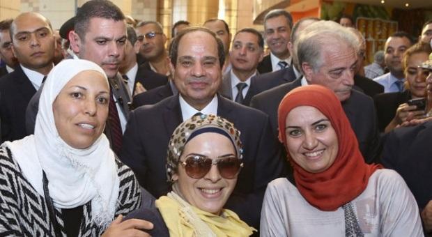 Memilih Presiden di Mesir Berhadiah Rumah
