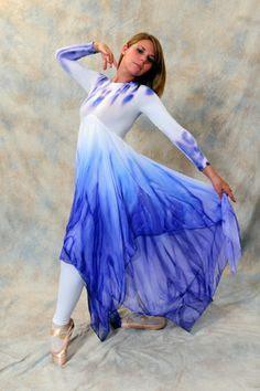 #3 Vestes para Dança Evangelica