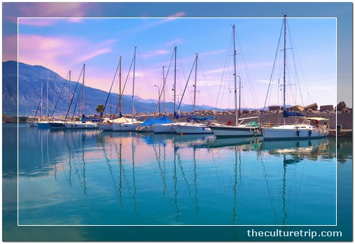 The Peloponnese, Greece - Beautiful 10 Cheapest Best Place to Travel in Europe This Summer