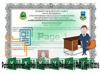 Download Aplikasi Cetak Piagam KKG