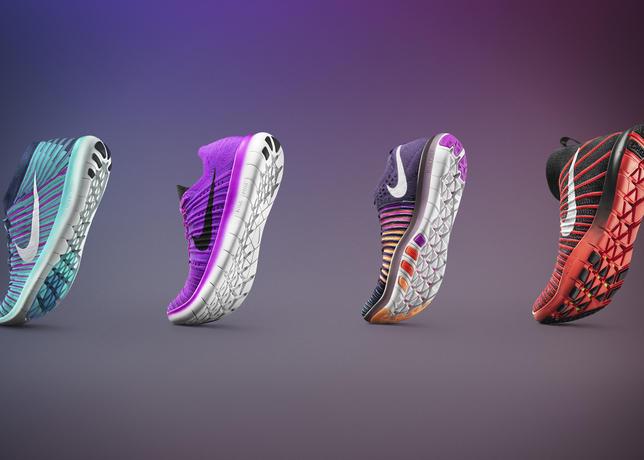 Die neue Nike Free Serie