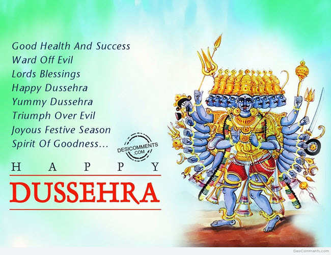 Best Dussehra Images Wishes