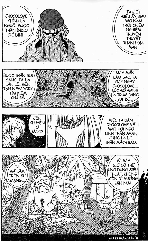 Shaman King [Vua pháp thuật] chap 205 trang 12
