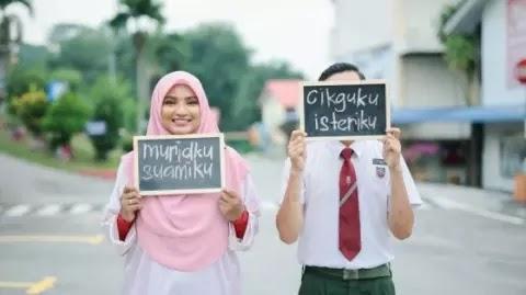 Viral Banget! Kisah Cinta Murid Dan Guru Asal Malaysia Yang Berakhir Di Pelaminan.