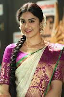 Adah Sharma looks super cute in Saree at IIFA Utsavam Awards 021.JPG