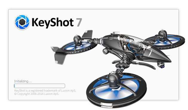LUXION KeyShot Pro 7 3 40 + crack + keygen + license