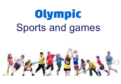 Olympic Summer games,  - Winter Sports - Games, Events, List.