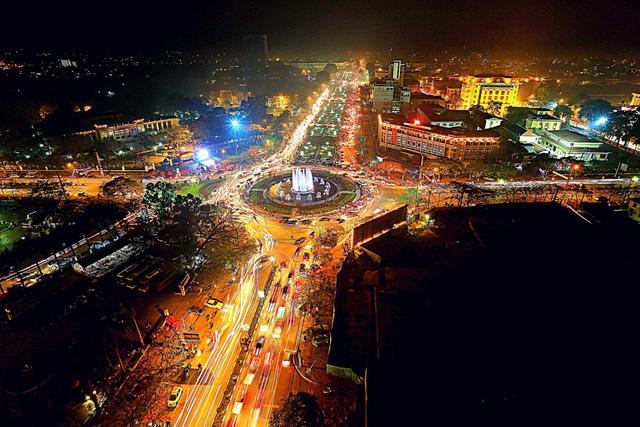 Khu đô thị Canary Sông Công
