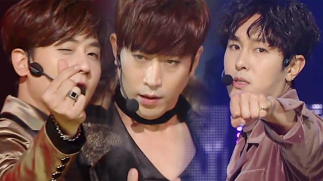 SBS Inkigayo Ep898 170122 - Full Concert&Cuts