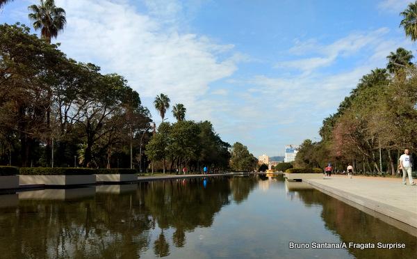 Porto Alegre - Parque Farroupilha