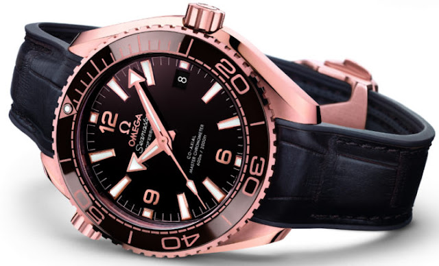 Đồng hồ Omega vàng 18k – Giá trị đích thực của đồng hồ bền đẹp