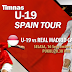 Hasil Skor Akhir: Timnas Indonesia U-19 vs Real Madrid C (Tur Spanyol) 25 September 2014