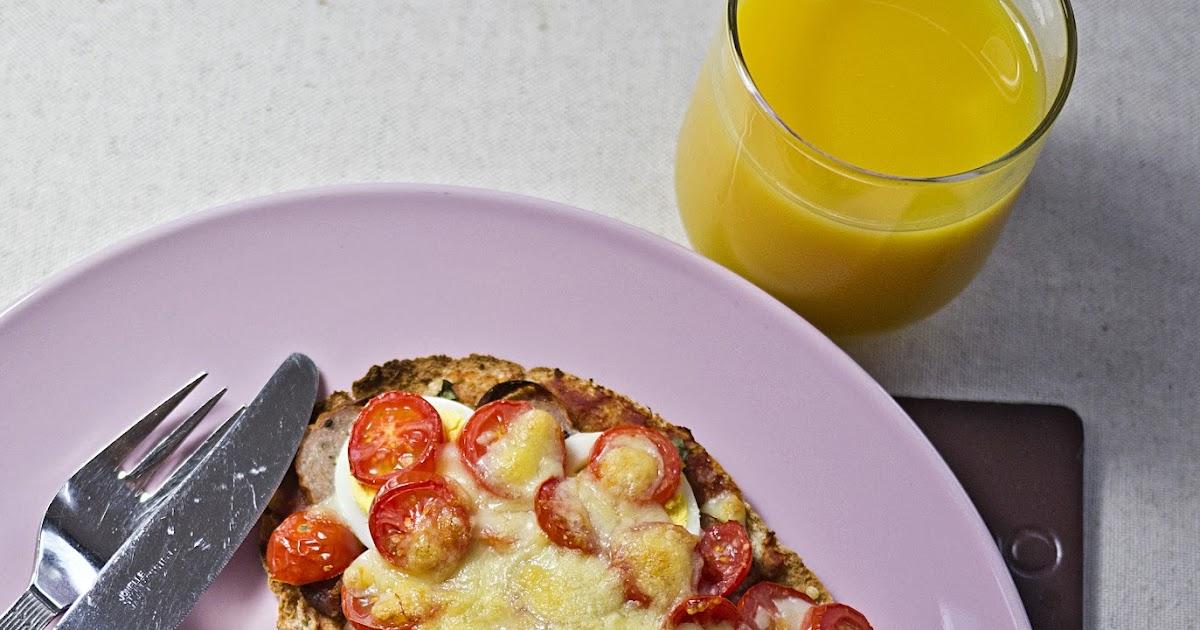 Syn Free Breakfast Pizza