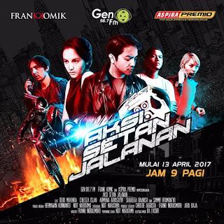 Download Lirik Deva Mahenra – Berkelana (OST/Soundtrack Aksi Setan Jalanan)