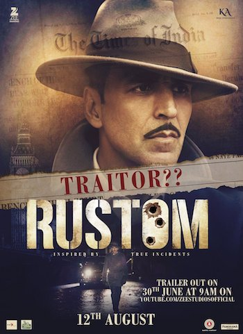 Rustom 2016 Official Trailer