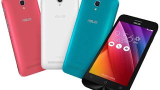 Sekarang Asus Zenfone Go Sudah Support 4G LTE