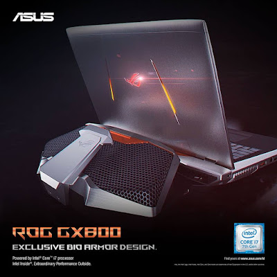 Bio Armor ASUS Memanjakan Mata