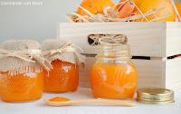 Mermelada de naranja con zanahoria