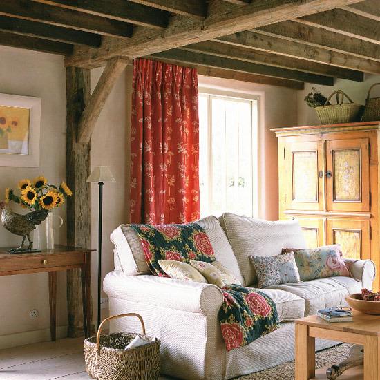 Living Room Decorating Ideas: New Home Interior Design: Living Room Decorating Ideas