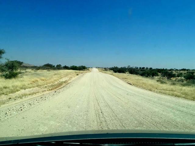 caminos de piedras namibia