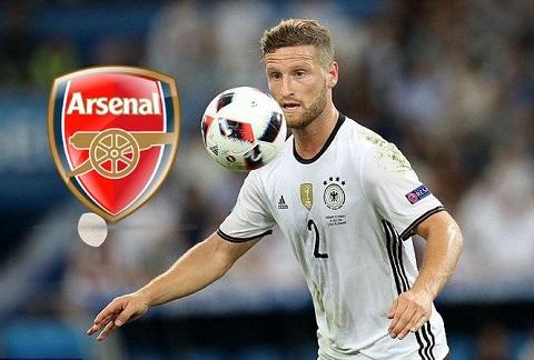 Với thành tích xuất sắc anh đã trở thành mục tiêu số 1 của Arsenal
