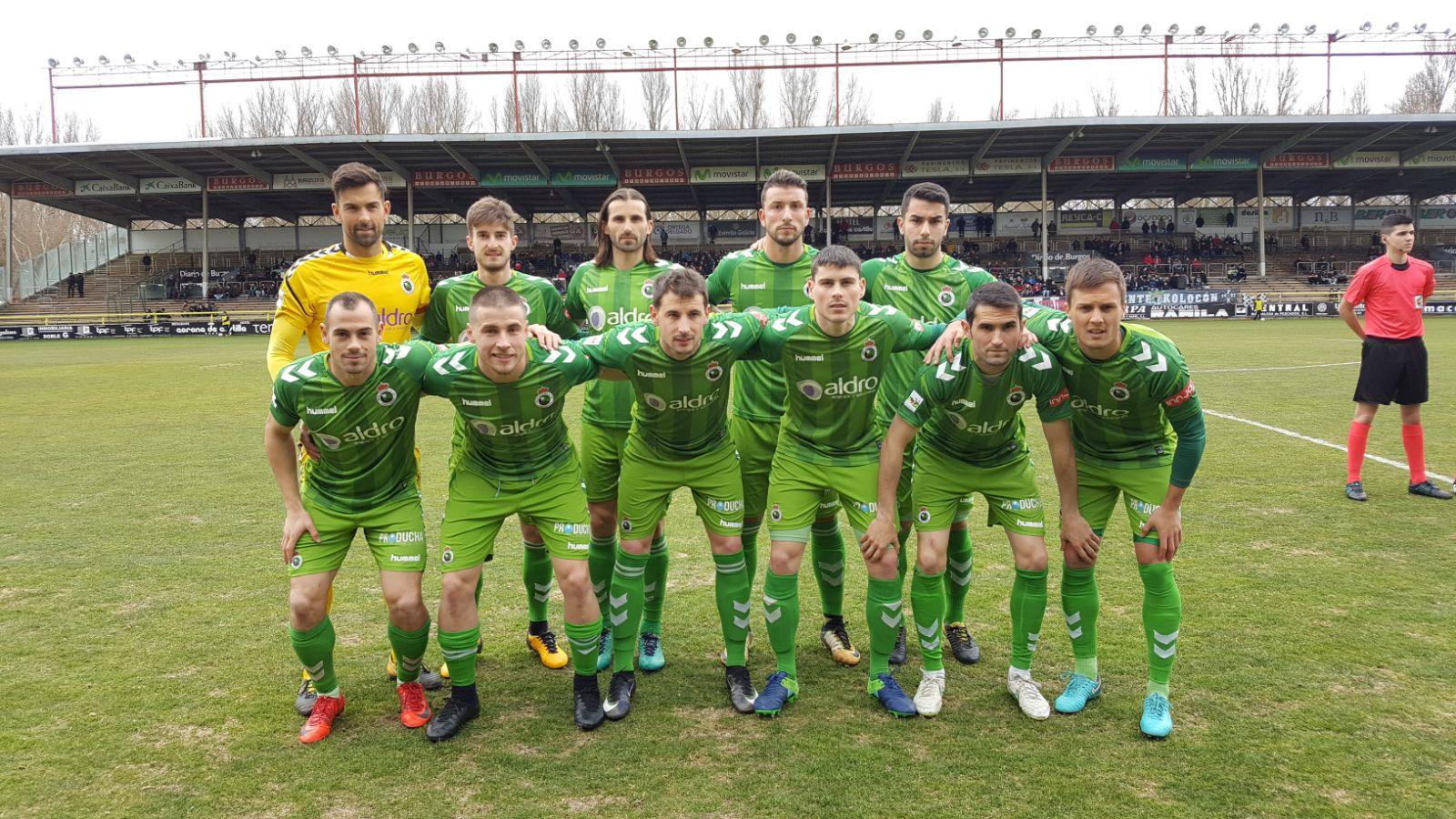 Burgos CF 1 – Racing 1  una medianía  a1d927c1fe170
