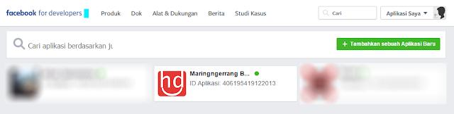Beberapa Cara Mendapatkan FB Admin ID, FB App ID untuk Blogger