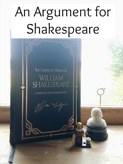 An Argument for Shakespeare
