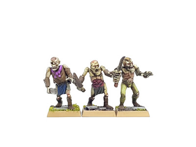 Old Hammer Zombies