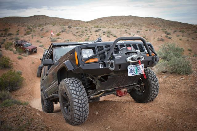 The PDXJ in Nevada