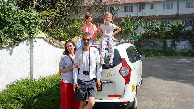 voyage famille inde