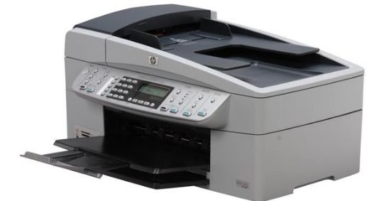 HP Officejet All-in-One Printer - Driver Downloads