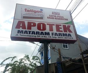 Lowongan Kerja Asisten Apoteker di Apotek Mataram Farma
