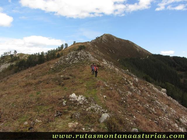 Arista del Pico Moru