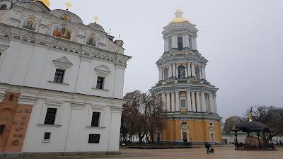 Kyevo Pečers'ka Lavra torre