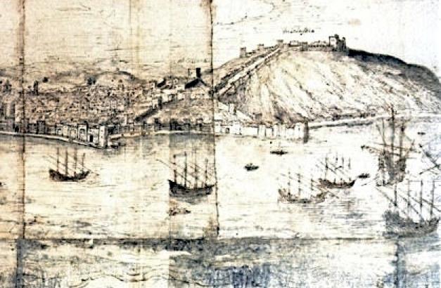 El Terremoto de Málaga 1680.
