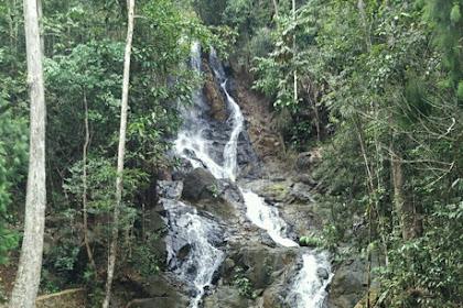 Air Terjun Tabur Batulicin, Wisata Tersembunyi Kabupaten Tanah Bumbu