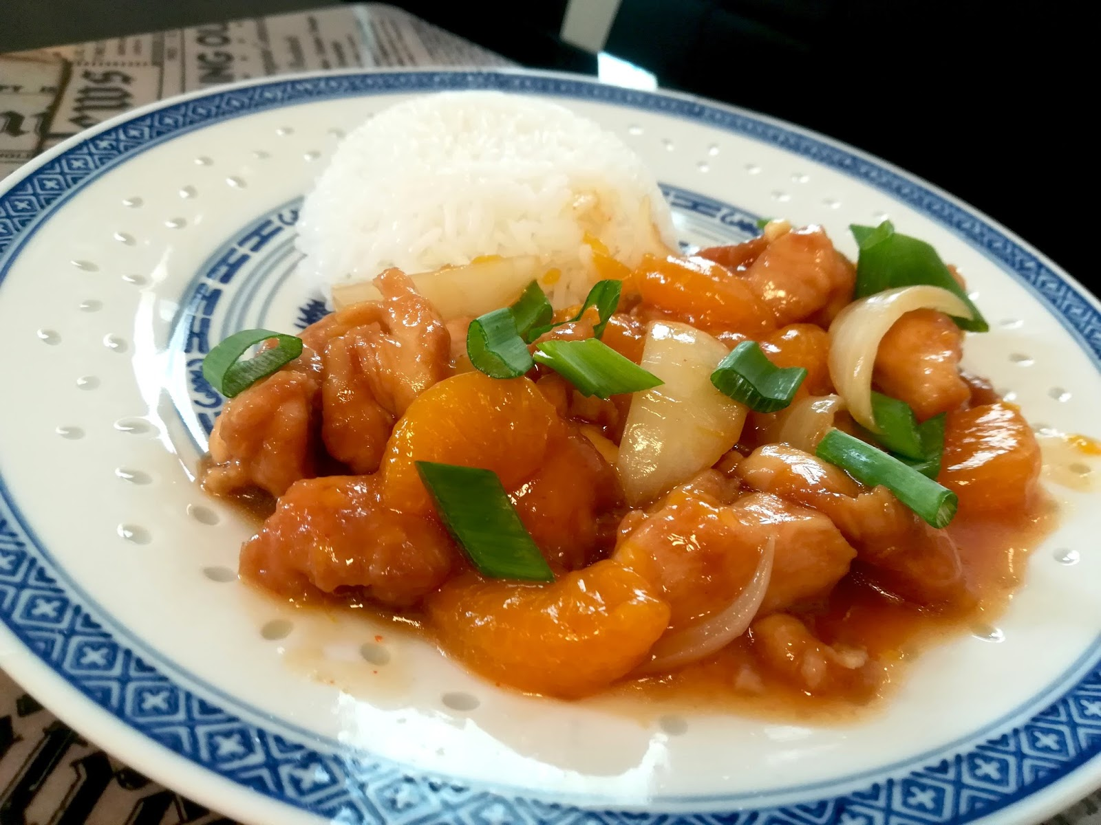 kiinalaiset reseptit
