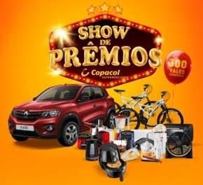 Promoção Copacol Supermercados 2019 - Prêmios, Participar