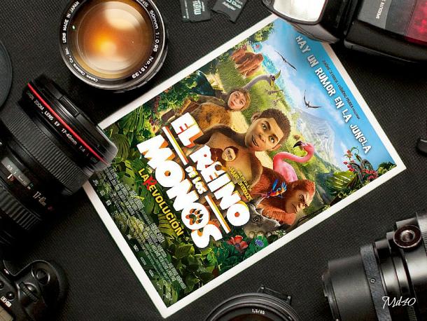 Reino de los monos pelicula estreno