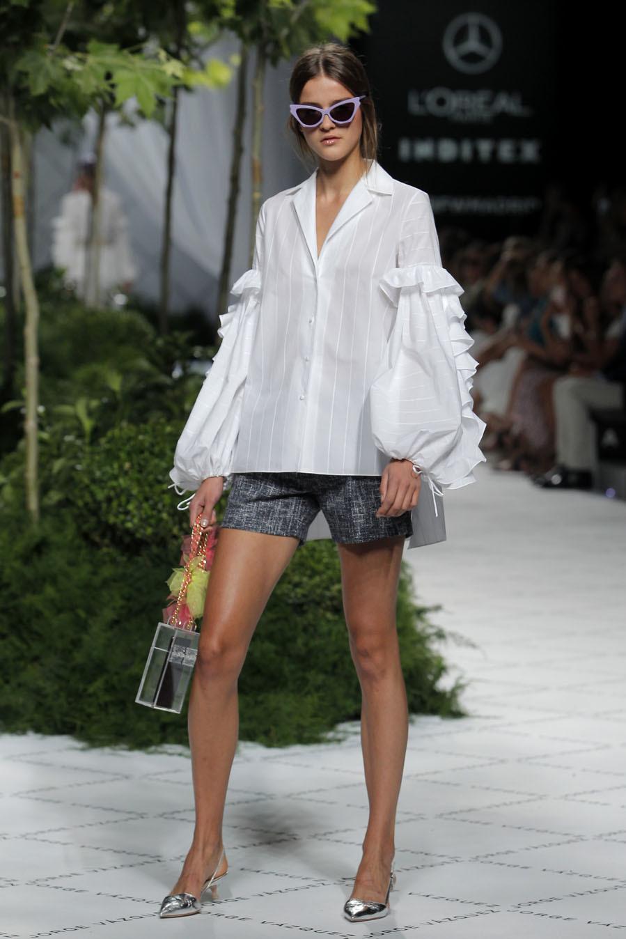 Jorge v zquez spring summer 2019 madrid fashion week - Madrid chic style ...