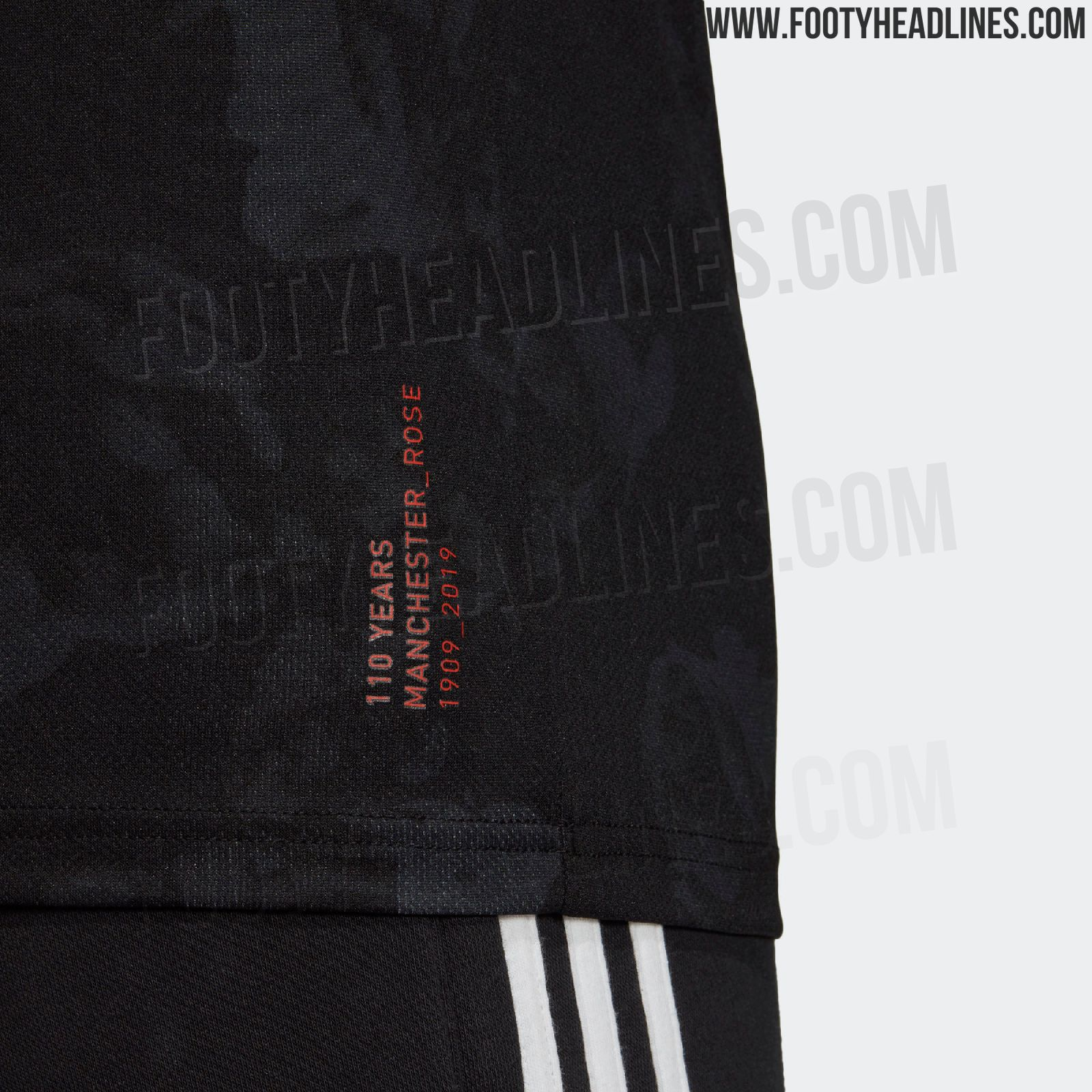 aa323d664 This is further highlighted by an inscription on the bottom left side of  the Manchester United 19-20 third shirt