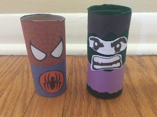 superheroes craft