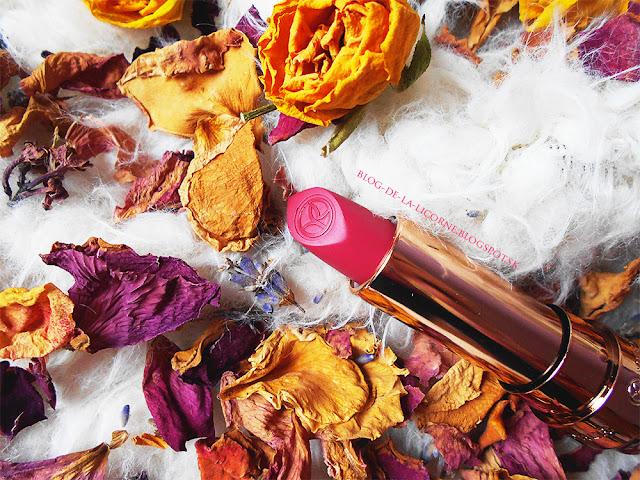 Matný rúž na pery Grand Rouge Yves Rocher