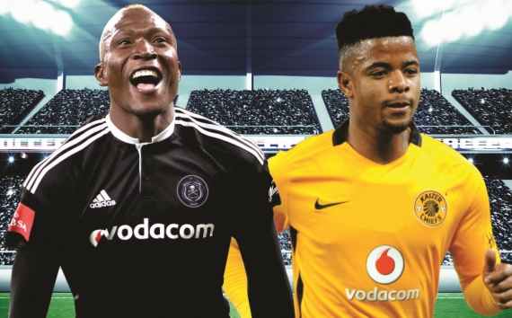 Orlando Pirates and Kaizer Chiefs lock horns in the second Soweto Derby of the season.