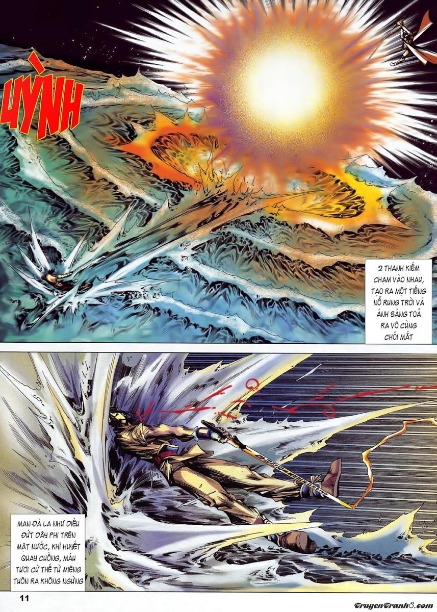Lục Đạo Thiên Thư chap 19 - Trang 11